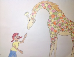 Sally Gerald friends color
