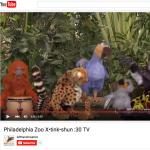 Philadelphia Zoo X.Tink.Shun :30 TV