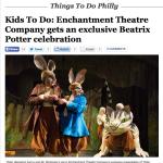 Enchantment Theatre Company gets an exclusive Beatrix Potter celebration