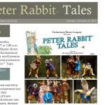 Peter Rabbit Tales Playdate